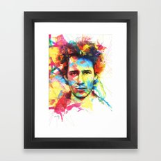 Jeff Buckley Framed Art Print