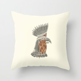 EAGEL Throw Pillow