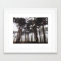 karl Framed Art Prints featuring Karl by Fleurdelilli