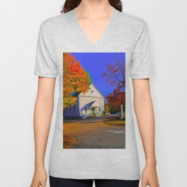 Church in the Wildwood Unisex V-Neck
