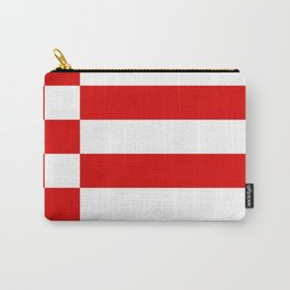 flag of bremen Carry-All Pouch