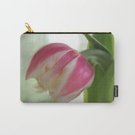 Tired Tulip  Carry-All Pouch
