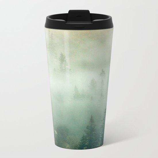 The Mist Metal Travel Mug