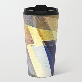 Marble Mosaic Travel Mug