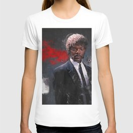 Jules Winnfield Witnesses A Miracle - Pulp Fiction T-shirt