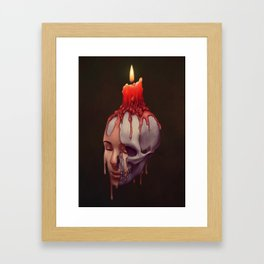 Reborn Framed Art Print