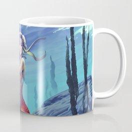 Mermaid Chun Li Coffee Mug