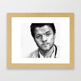The Vessel Framed Art Print
