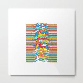 Unknown Colors Metal Print