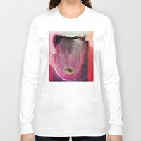 teen titans Long Sleeve T-shirts featuring teen by Alba Blázquez