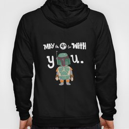 Boba Fett holiday  Hoody