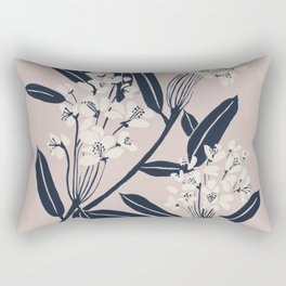 Boho Botanica Rectangular Pillow
