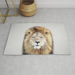 Lion 2 - Colorful Rug