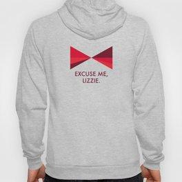 Lizzie Bennet Diaries- Darcy Hoody