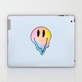 Smiley Melting (Colors) Laptop & iPad Skin