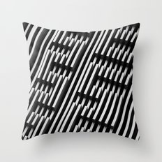 01111010 01101001 01100111 01111010 01100001 01100111 Throw Pillow