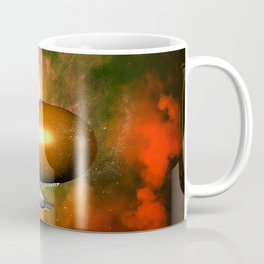 Zeppelin  Coffee Mug
