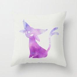 Espeon Throw Pillow