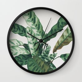 Pattern II Wall Clock