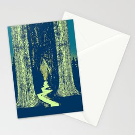 PATH AHEAD Stationery Cards