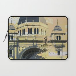 Exhibition Building Laptop Sleeve