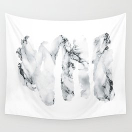 Marble stains Wall Tapestry