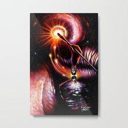 Minds Eye Metal Print