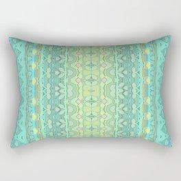 Tulip Garden Rectangular Pillow