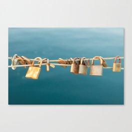 Key To The Coast Canvas Print