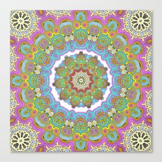 Mix&Match Indian Candy 03 Canvas Print