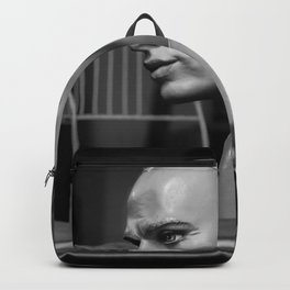 Serious Conversation Backpack