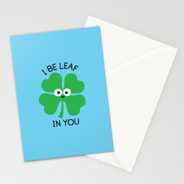 Cloverwhelming Support Stationery Cards