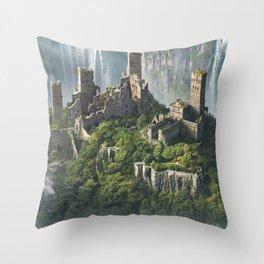Découverte Throw Pillow