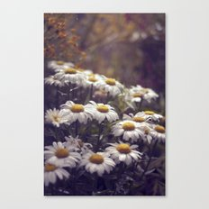 when everything was new Canvas Print