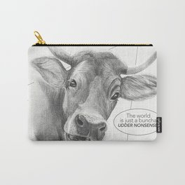 Udder Nonsense Carry-All Pouch