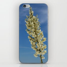 Soap Yucca Blossoms iPhone Skin