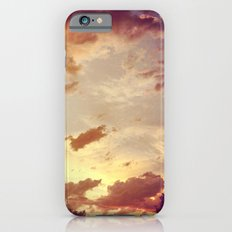 red clouds Slim Case iPhone 6s