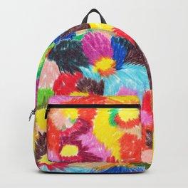 Colour burst Backpack