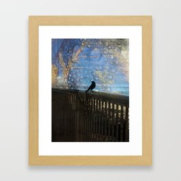 A Perfect Day Framed Art Print