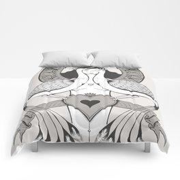 Vanity - Peacock Comforters