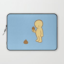 Chocolate Flavor  Laptop Sleeve
