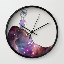 Don't Let Anyone Dull Your Sparkle! Wall Clock