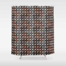 Intentions #Society6 #pattern Shower Curtain