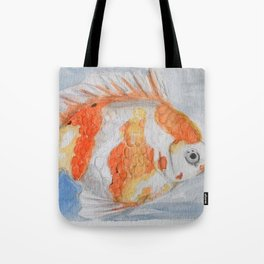 watercolor fish 3 Tote Bag