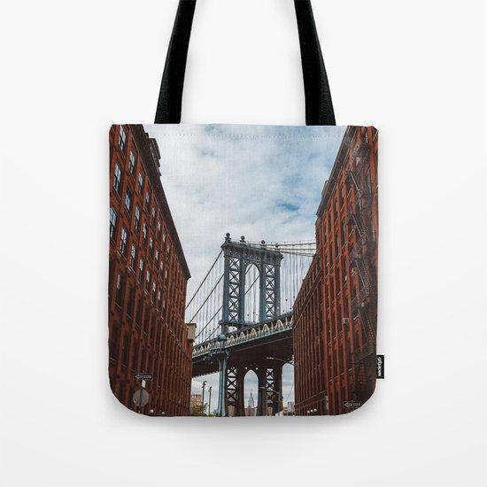 New York Love II Tote Bag