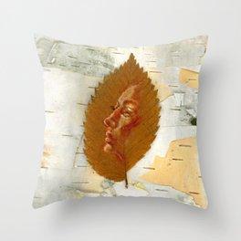 Wonder Throw Pillow