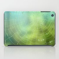 spider iPad Cases featuring spider by Antracit