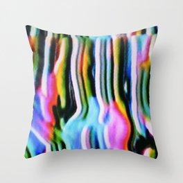 feedback: flow (1) Throw Pillow