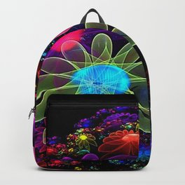 Spring Colors Tulips Backpack