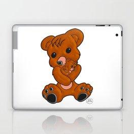 Teddy's Love Laptop & iPad Skin